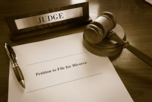 Petition To File For Divorce document